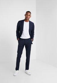 DRYKORN - PIET - Trousers - blue - 1