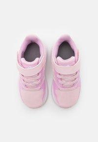 adidas Performance - RUNFALCON 2.0 UNISEX - Hardloopschoenen neutraal - clear pink/footwear white/clear lila - 3