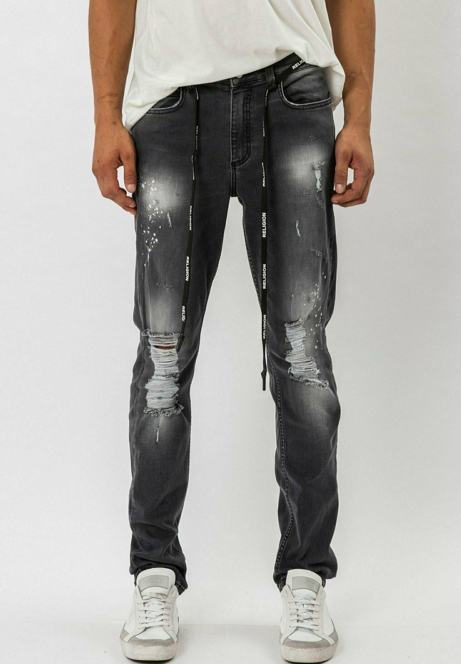Uomo VICIOUS - Jeans slim fit
