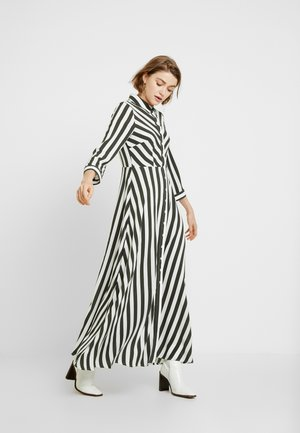 YASSAVANNA LONG DRESS - Maxi dress - rosin/star white