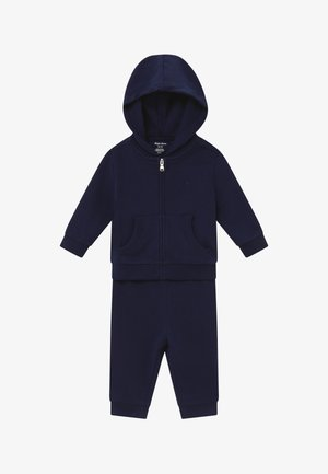 BOY SET - Tracksuit - french navy