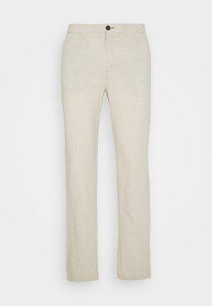 PANT BASICO - Pantaloni - beige