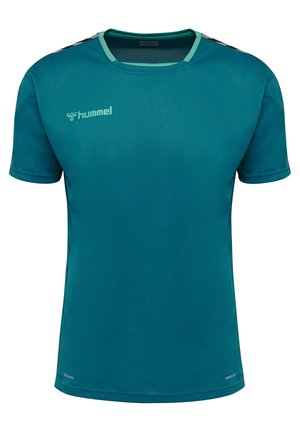 HMLAUTHENTIC - T-shirts print - celestial