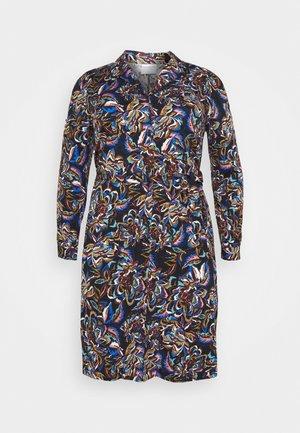 JRJADA ON KNEE DRESS  - Jersey dress - plantation/multi colors