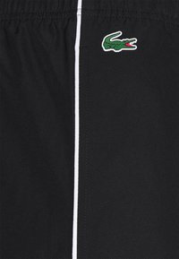 Lacoste Sport - TRACK SUIT SET - Veste de survêtement - black/white - 11