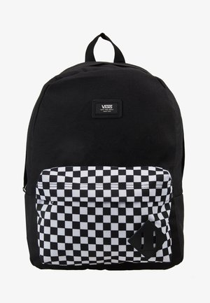 NEW SKOOL BACKPACK - Ryggsäck - black