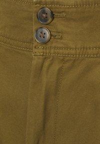GAP - HIGH RISE SKIRT - A-line skirt - amber green - 2