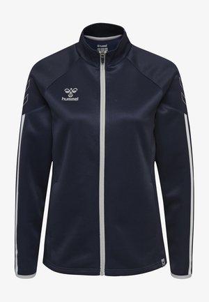 HMLCIMA - Training jacket - marine