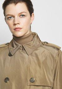 Lauren Ralph Lauren - TAFFETA  - Trenchcoat - sand - 3