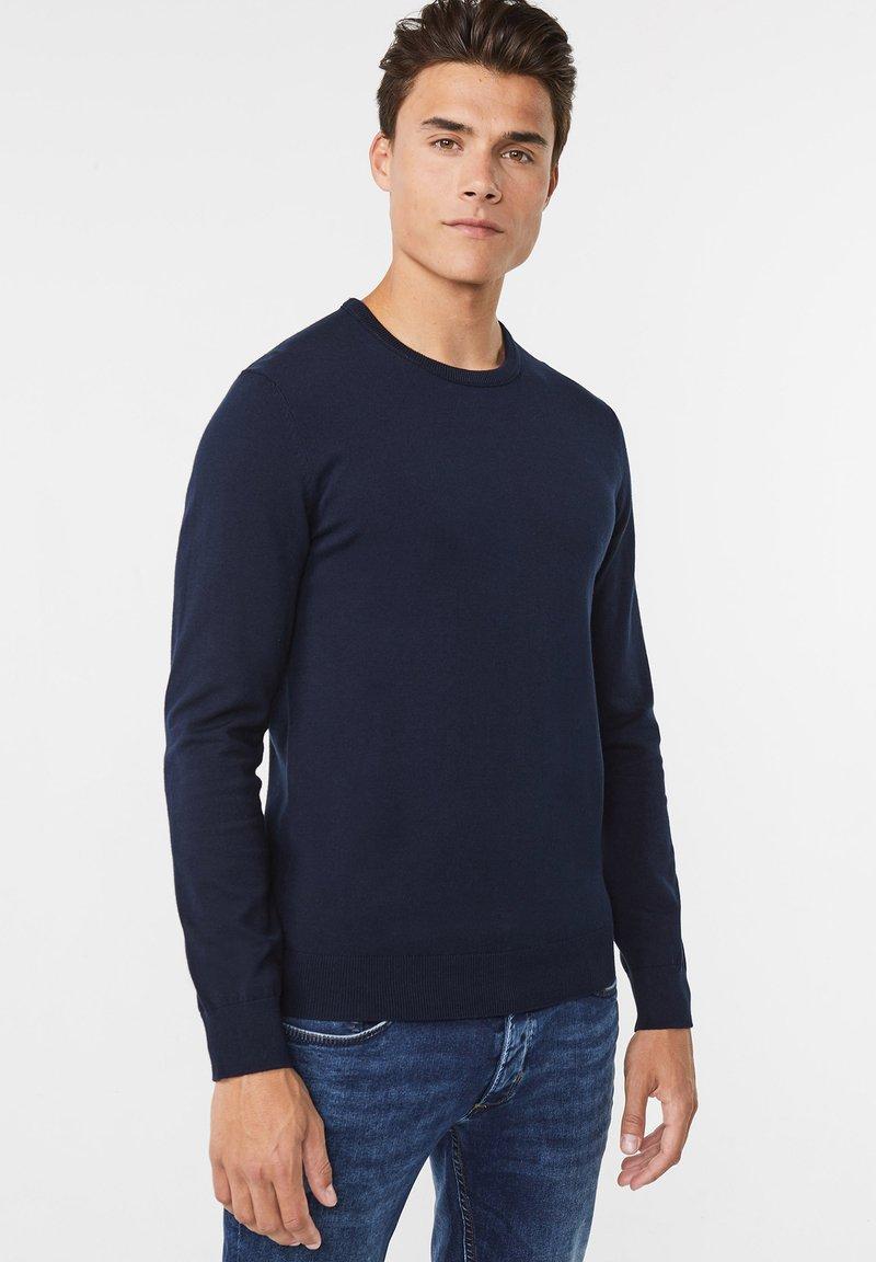 WE Fashion - Trui - dark blue