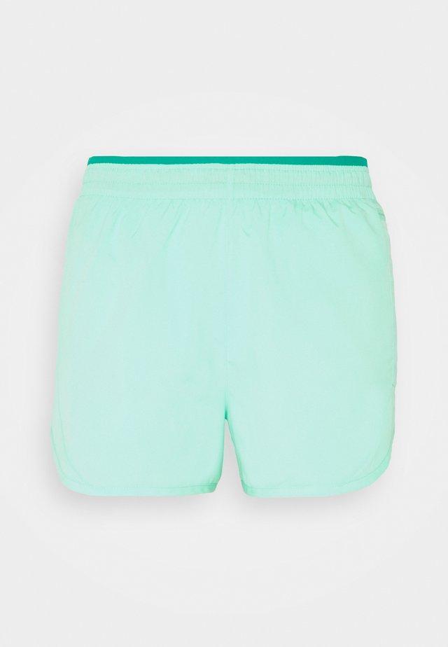 TEMPO LUXE SHORT  - Korte broeken - green glow/neptune green