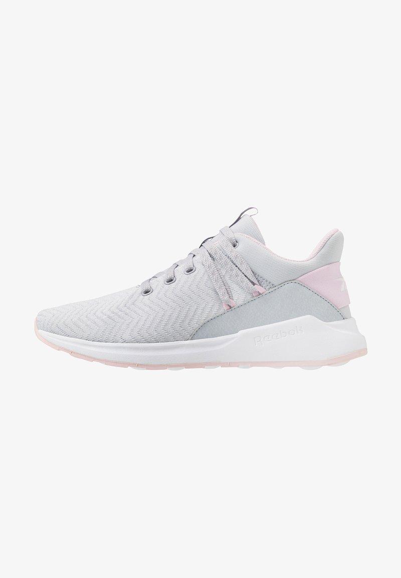 Reebok - EVER ROAD DMX 2.0 - Sportieve wandelschoenen - grey/pink/white