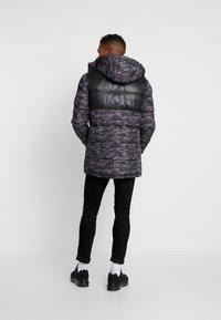 Golden Equation - BLADE - Winter coat - charcoal - 2
