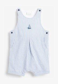 Next - STRIPE - Jumpsuit - blue - 2