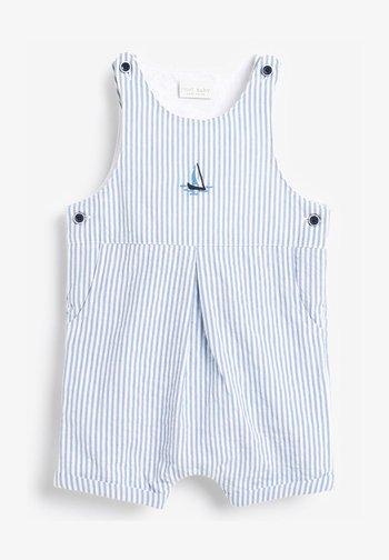 STRIPE - Jumpsuit - blue