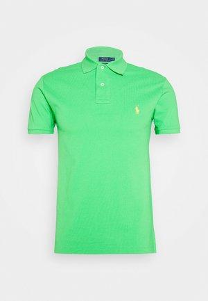 SLIM FIT - Poloskjorter - neon green