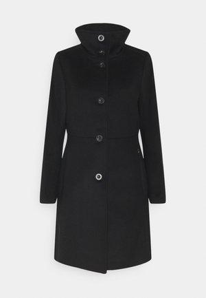 BASIC COAT - Frakker / klassisk frakker - black
