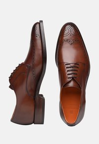 SHOEPASSION - NO. 5436 - Smart lace-ups - brown - 1
