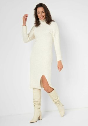 Jumper dress - cremefarben