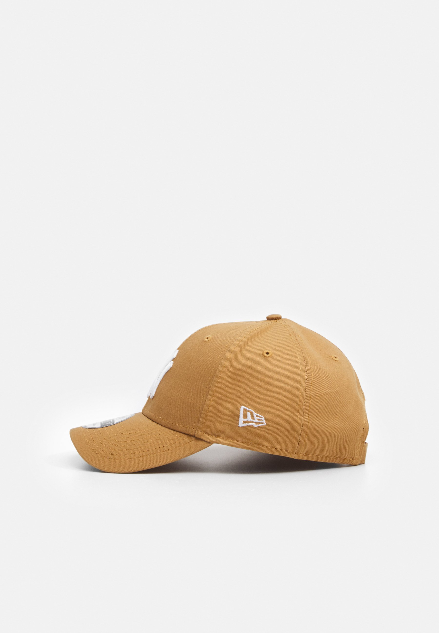 New Era COLOUR ESSENTIAL FORTY - Cap - wheat/white/brunlig n0MyEPZqP1HXle1