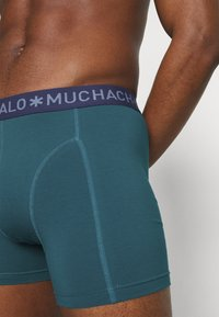 MUCHACHOMALO - OCEANS 5 PACK - Boxerky - blue/green/black - 6