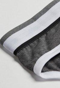 Intimissimi - Briefs - grau - white/graphite blend - 2