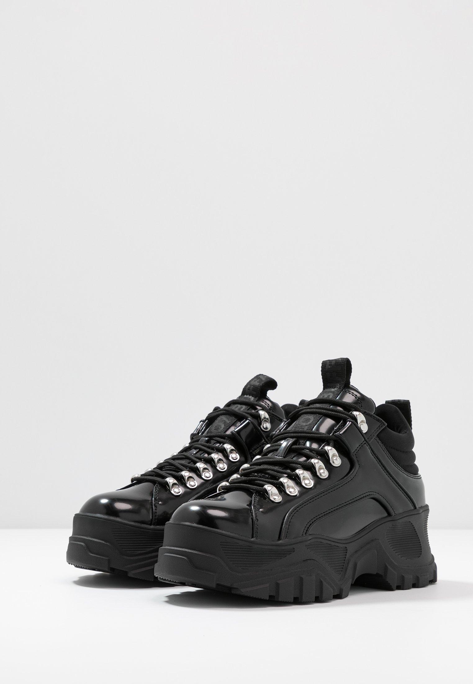 Buffalo FINA Sneaker low black/schwarz