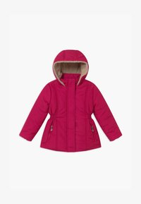 Lemon Beret - SMALL GIRLS - Winter jacket - pink - 2