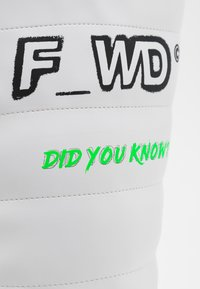 F_WD - Winter boots - white/parvel yellow - 6
