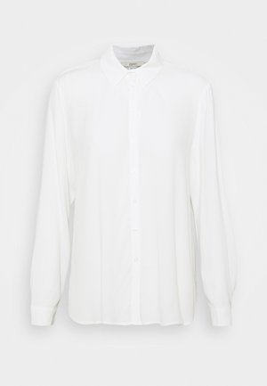 MAROCIAN - Button-down blouse - off-white