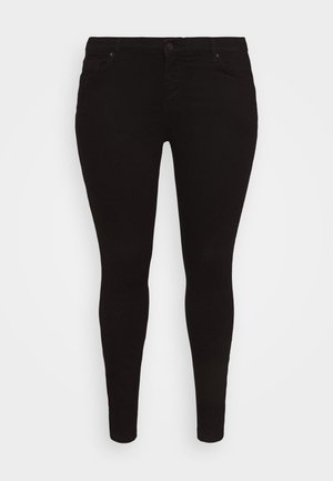 VMLYDIA - Jeans Skinny Fit - black denim