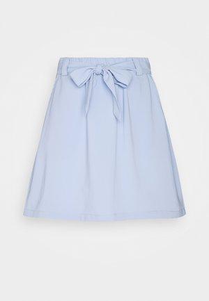 MATTOLINA - Mini skirt - blue heron