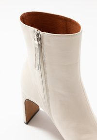 LAB - High heeled ankle boots - glacial - 2