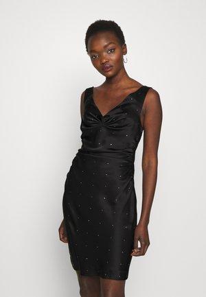 ZORA - Vestido de cóctel - black