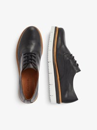 Bianco - DERBY - Casual lace-ups - black - 3