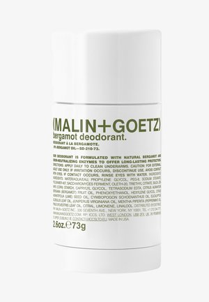 DEODORANT BERGAMOT DEODORANT - Deodorant - -