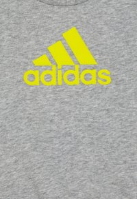 adidas Performance - UNISEX - Träningsset - medium grey heather/yellow - 3