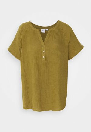 GAUZY  - Basic T-shirt - olive