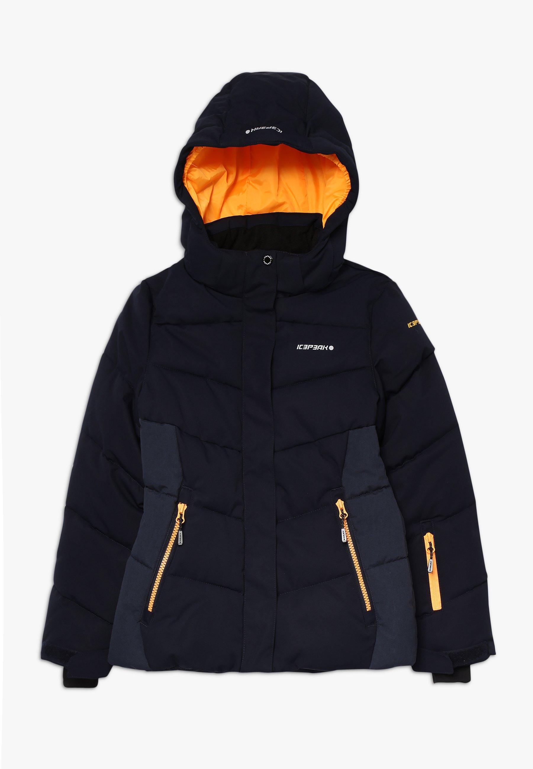 Icepeak LILLE Ski jas navy bluedonkerblauw Zalando.nl