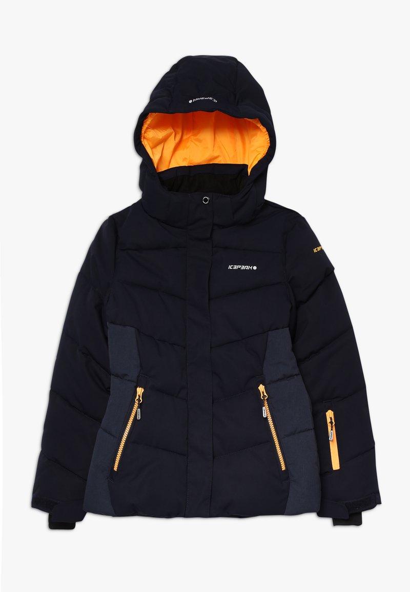 Icepeak - LILLE - Ski jacket - navy blue