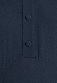 MICHAEL Michael Kors - MINI DRESS - Shirt dress - midnightblue - 5