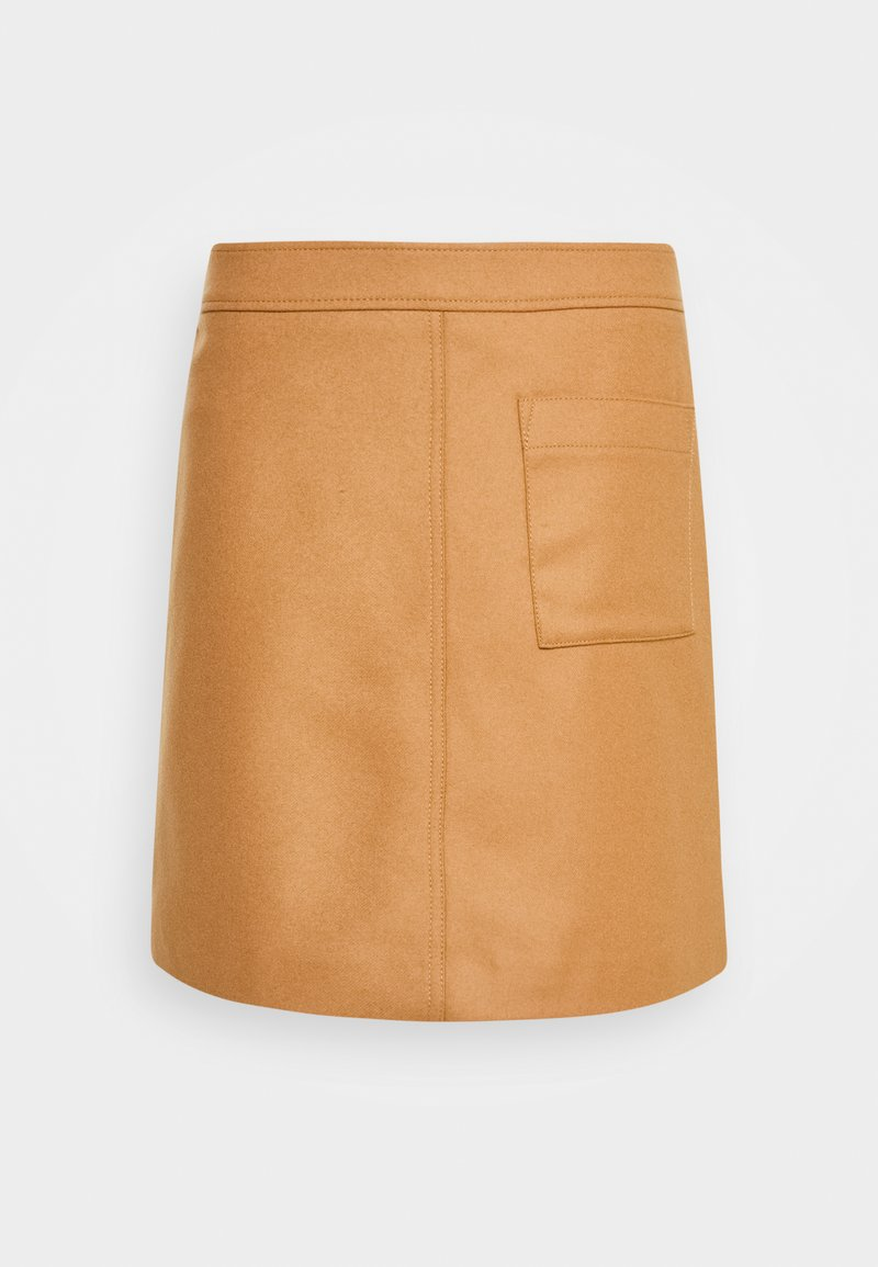 Marc O'Polo - A-line skirt - true camel