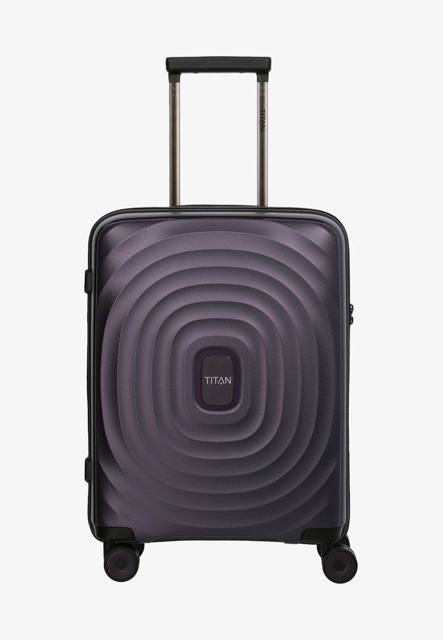 Valise à roulettes - purple