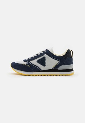 NEW GLORYM - Sneakers - green/navy