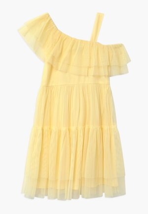Cocktail dress / Party dress - lemon