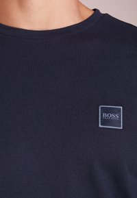 BOSS - TACKS - Long sleeved top - dark blue - 4