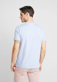 Lyle & Scott - T-shirt basic - blue smoke - 2