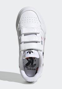 adidas Originals - CONTINENTAL 80 SHOES - Zapatillas - ftwr white/collegiate navy/scarlet - 1