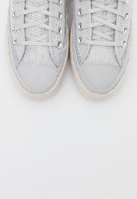 Converse - CHUCK TAYLOR ALL STAR - Espadrilles - mouse/white/natural - 5