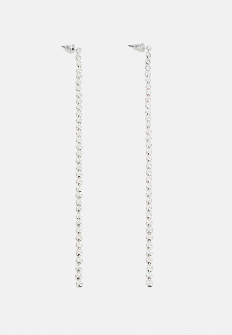 Pilgrim - EARRINGS - Earrings - silver-coloured